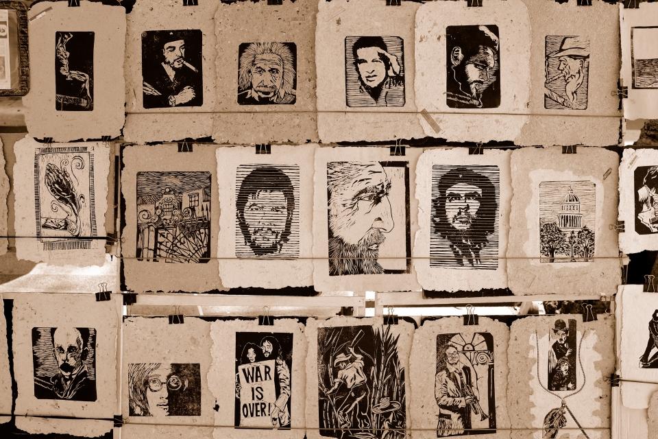 Yann-Deshoulieres-Cuba-La-Havane-Art-Drawing