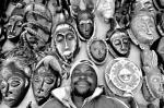 Yann Deshoulieres-African masks