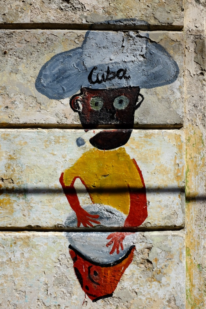 Yann-Deshoulieres-Cuba-La Havane-Cuban graffiti