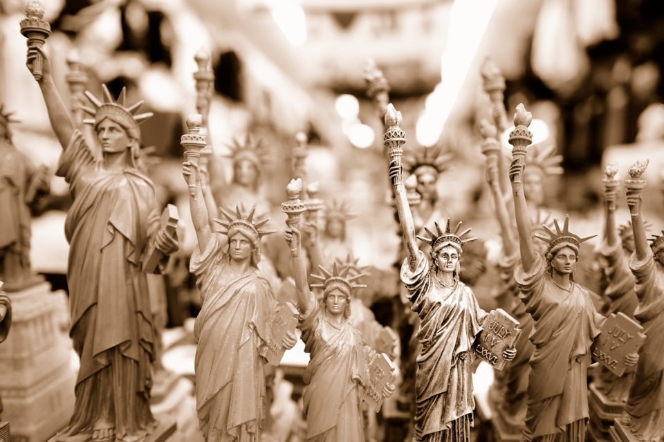 Yann Deshoulieres-New York-Statue of liberty