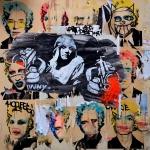 Yann Deshoulieres-Rue de Buci-Graffitti