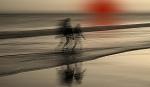 Yann Deshoulieres - sunset - coucher de soleil plage